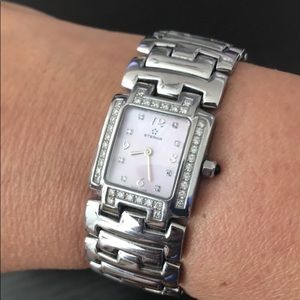 Eterna luxury women watch